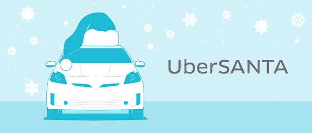UberSanta chennai