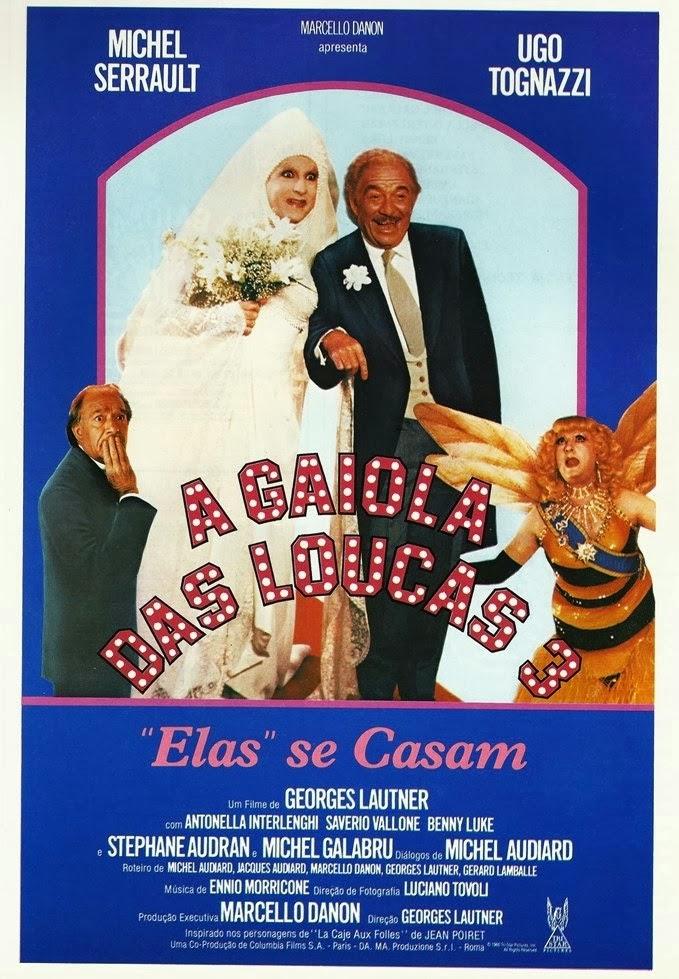 A Gaiola das Loucas 3: Elas Se Casam – Legendado (1985)