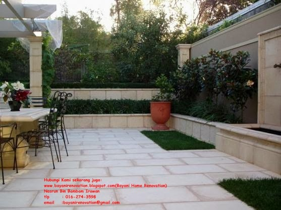 Design Idea Paving Block Bayani Home Renovation