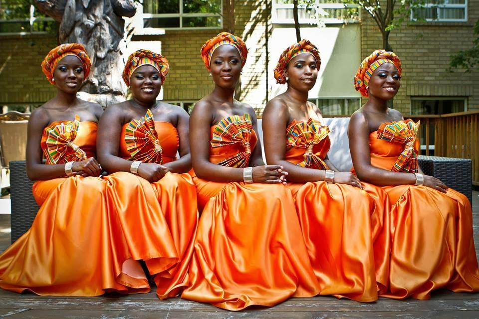 Kente, African Prints