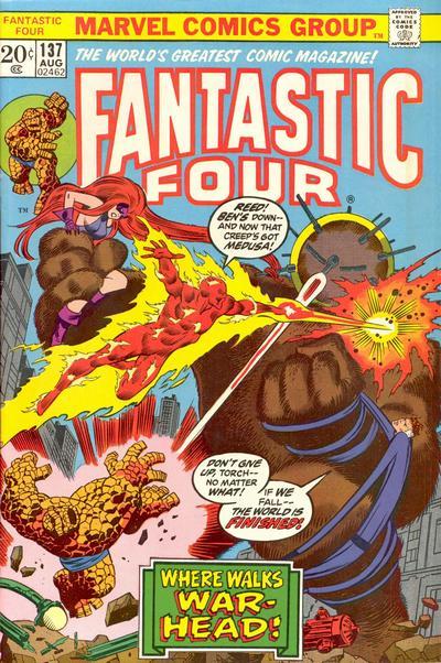 Fantastic Four #137