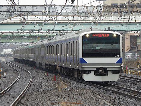 常磐線 特別快速 E531系(2015.3消滅)