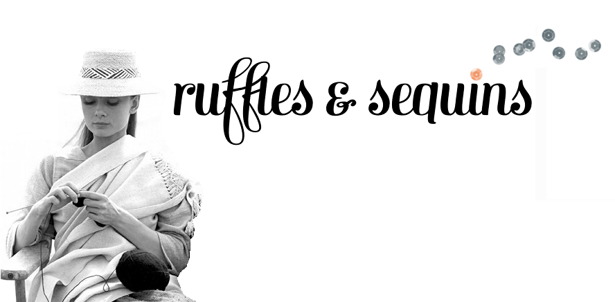 Ruffles &amp; Sequins || a style blog