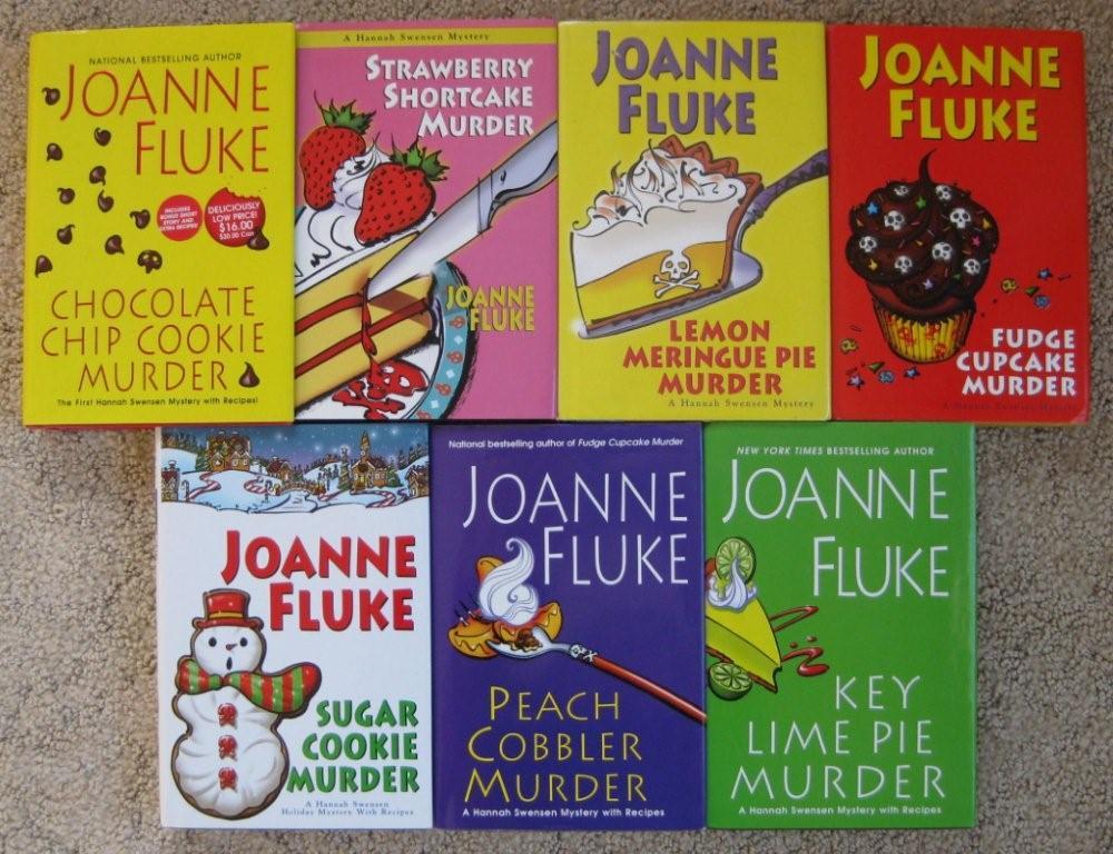 The Hannah Swensen Mysteries - Joanne Fluke