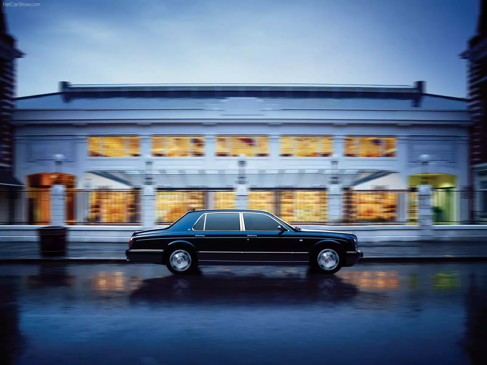 Hình ảnh xe ô tô Bentley Arnage 2007 & nội ngoại thất