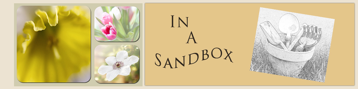 Gardening in a Sandbox