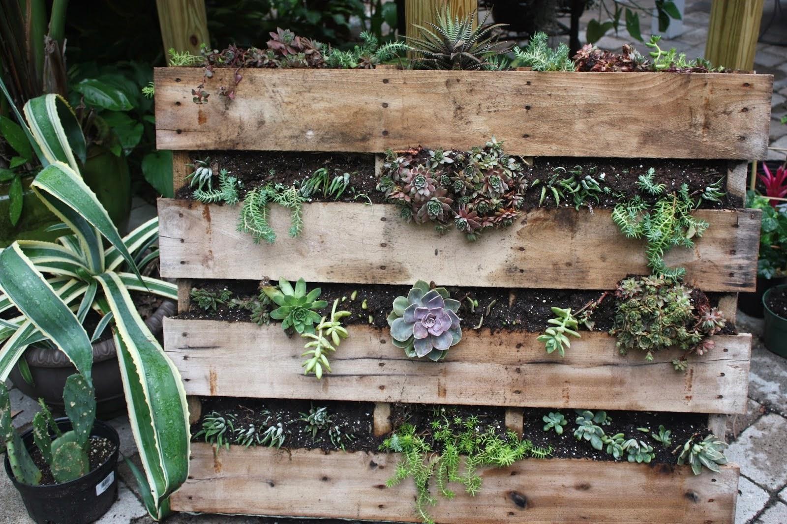 Decoraci n de terrazas con palets ideas para decorar - Palet de madera decoracion ...