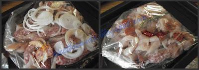 Cotture al cartoccio ricetta base