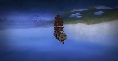 Pirate101 Marleybone Westminster Skyway, Wizard101 Marleybone Seen