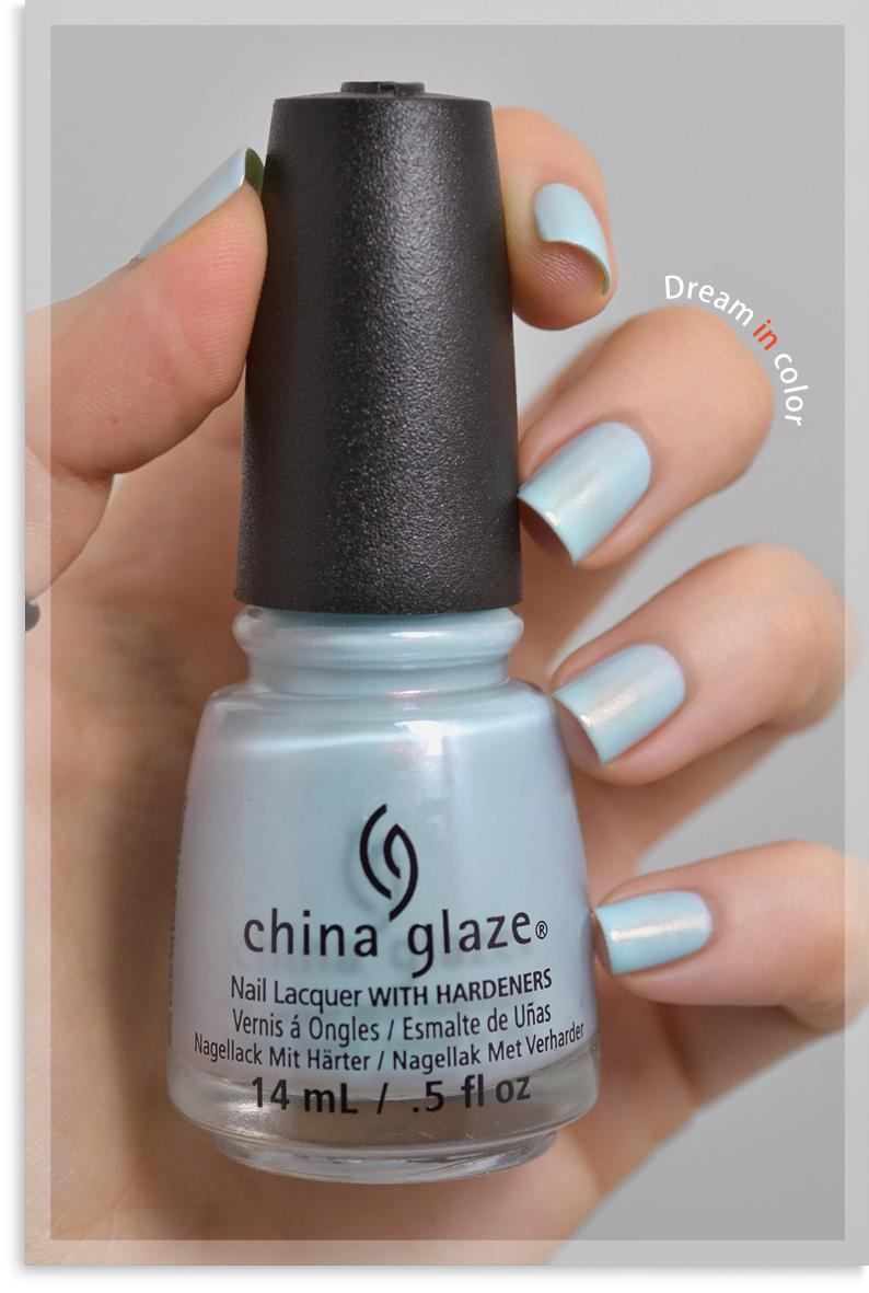China Glaze Dashboard dreamer