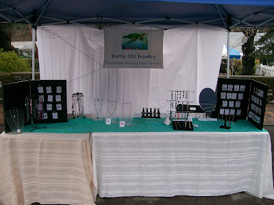 craft show table