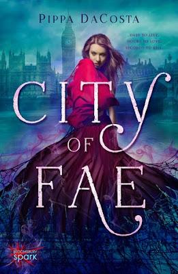 City of Fae by Pippa DaCosta paranormal urban fantasy London