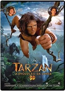 Download Tarzan 3D A Evolução da Lenda Torrent Grátis