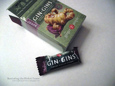 Gin Gins Chewy Ginger Candy Review