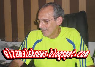 جورفان فييرا المدير الفني البرتغالي لنادي الزمالك