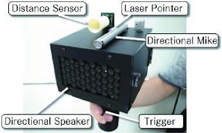 SpeechJammer Prototype 2
