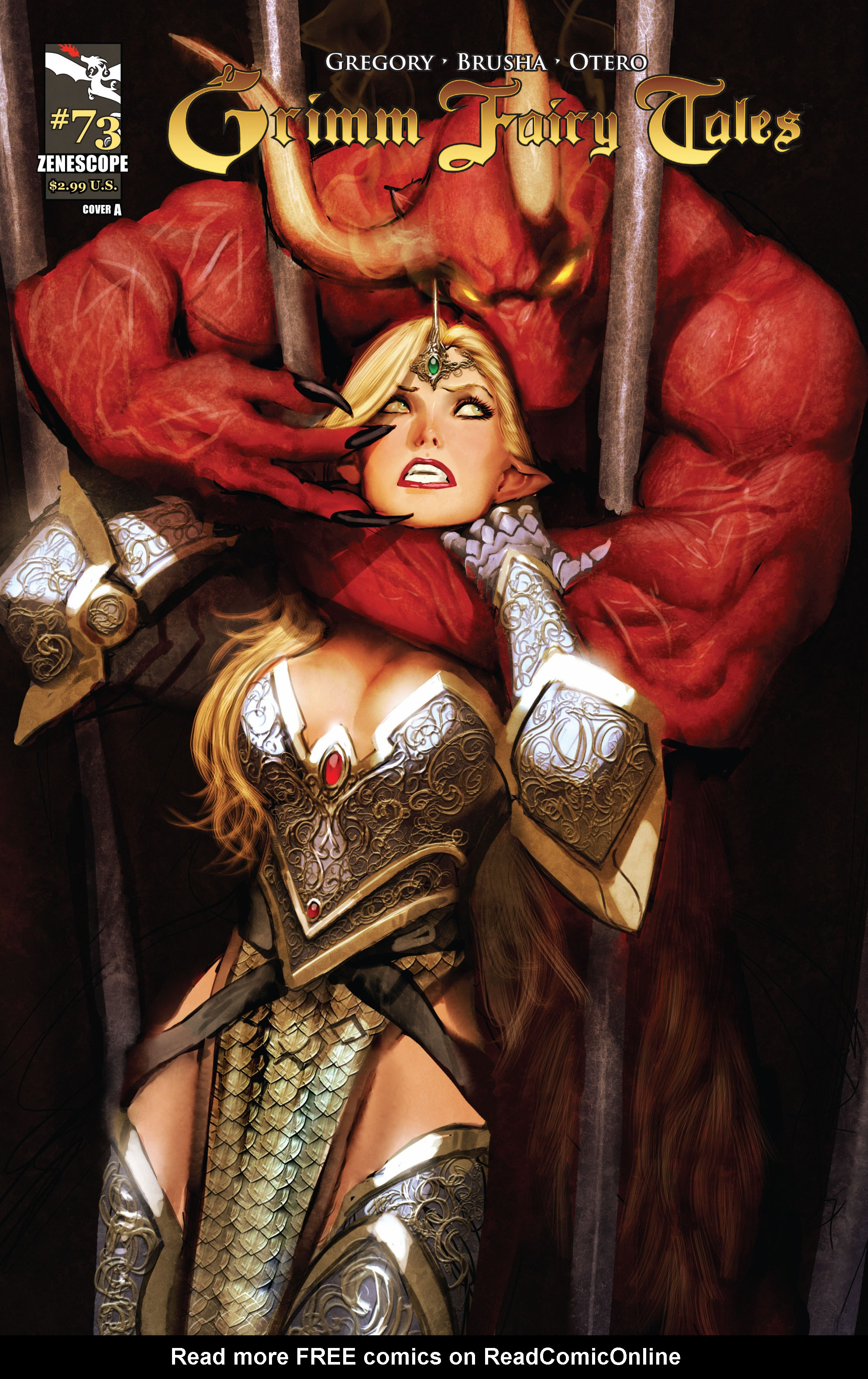Grimm Fairy Tales (2005) Issue #73 #76 - English 1