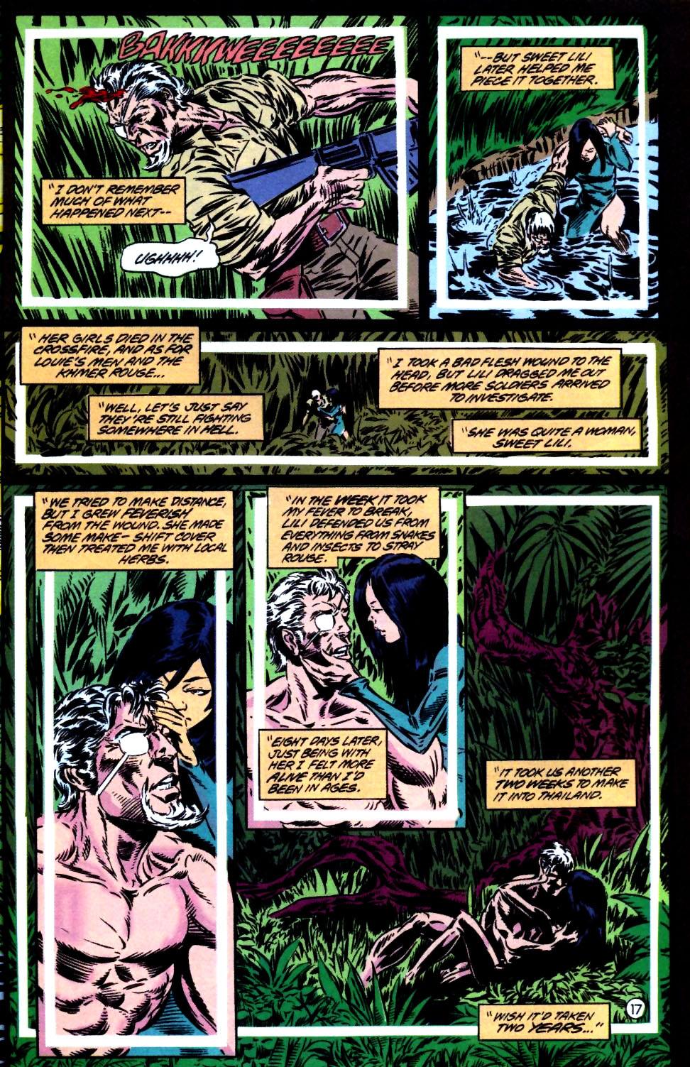 Deathstroke (1991) Issue #15 #20 - English 18