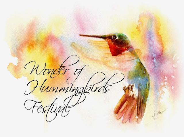 2019 Wonder of Hummingbirds Festival