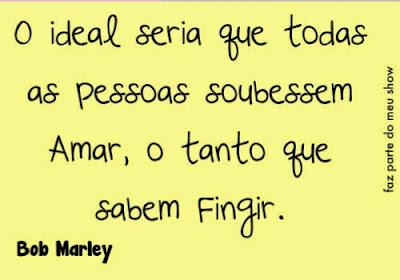 Frases de Bob Marley para usar no Facebook