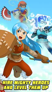 Adalah sebuah game yang mengajak playernya mengalahkan monster demi monster untuk ke area  Unduh Game Android Gratis Clicker Heroes apk