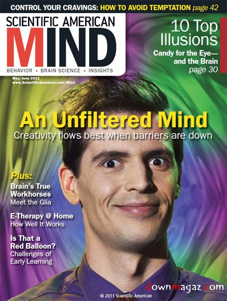 SCIENTIFIC AMERICAN MIND SPRING 2017 ISSUE (THE MAD SCIENCE OF CREATIVITY)