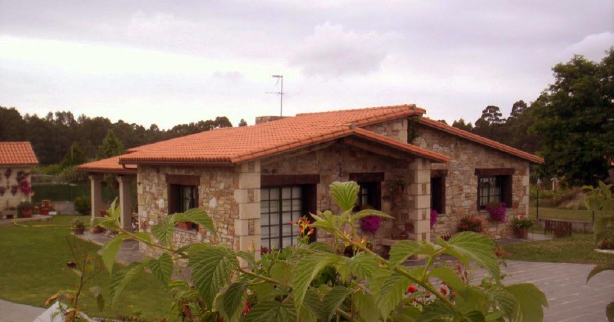 Construcciones r sticas gallegas casa en naron - Fachadas de casas rusticas andaluzas ...