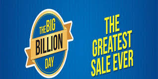 Diwali Big Billion Day Sale