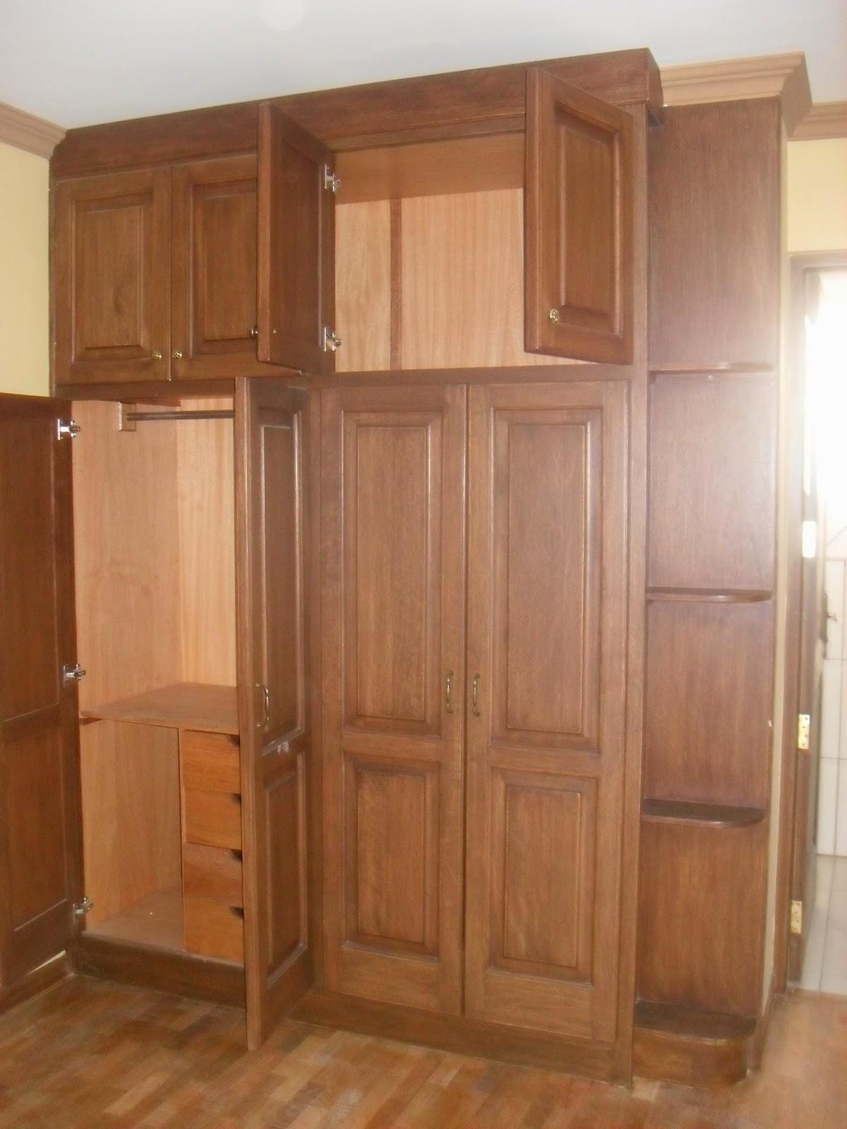 incluye cajonera de baos cocina roperos empotrados en ambos dormitorios