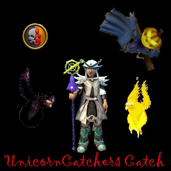 UnicornCatchersCatch