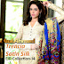 Gul Ahmed - Trencia Satin Silk Eid Collection 2014