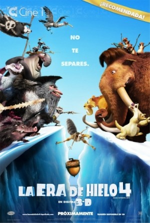 Ice Age 4 (2012) 3GP