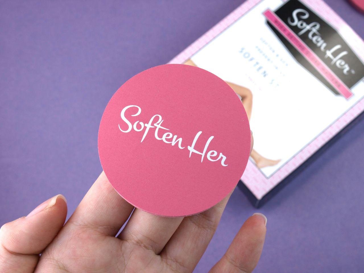 Soften Her Exfoliating Pads: Revew
