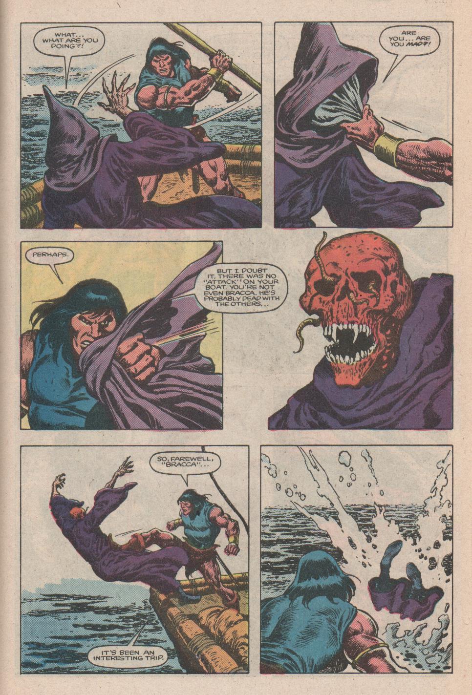 Conan the Barbarian (1970) Issue #175 #187 - English 22