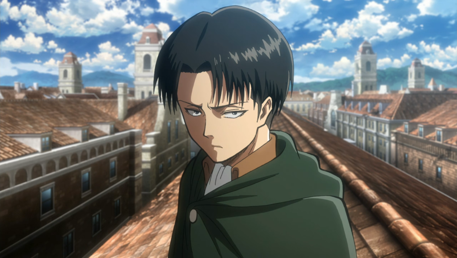 School Mutants: In Search of Light Levi+rivaille3