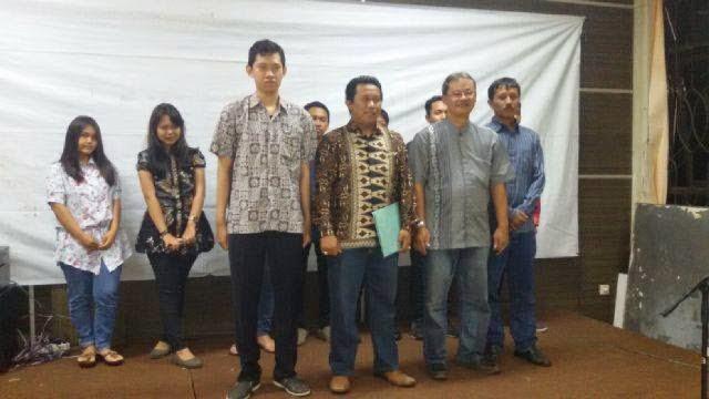 Lurah Rancanumpang Kukuhkan Pengurus Karang Taruna Kelurahan