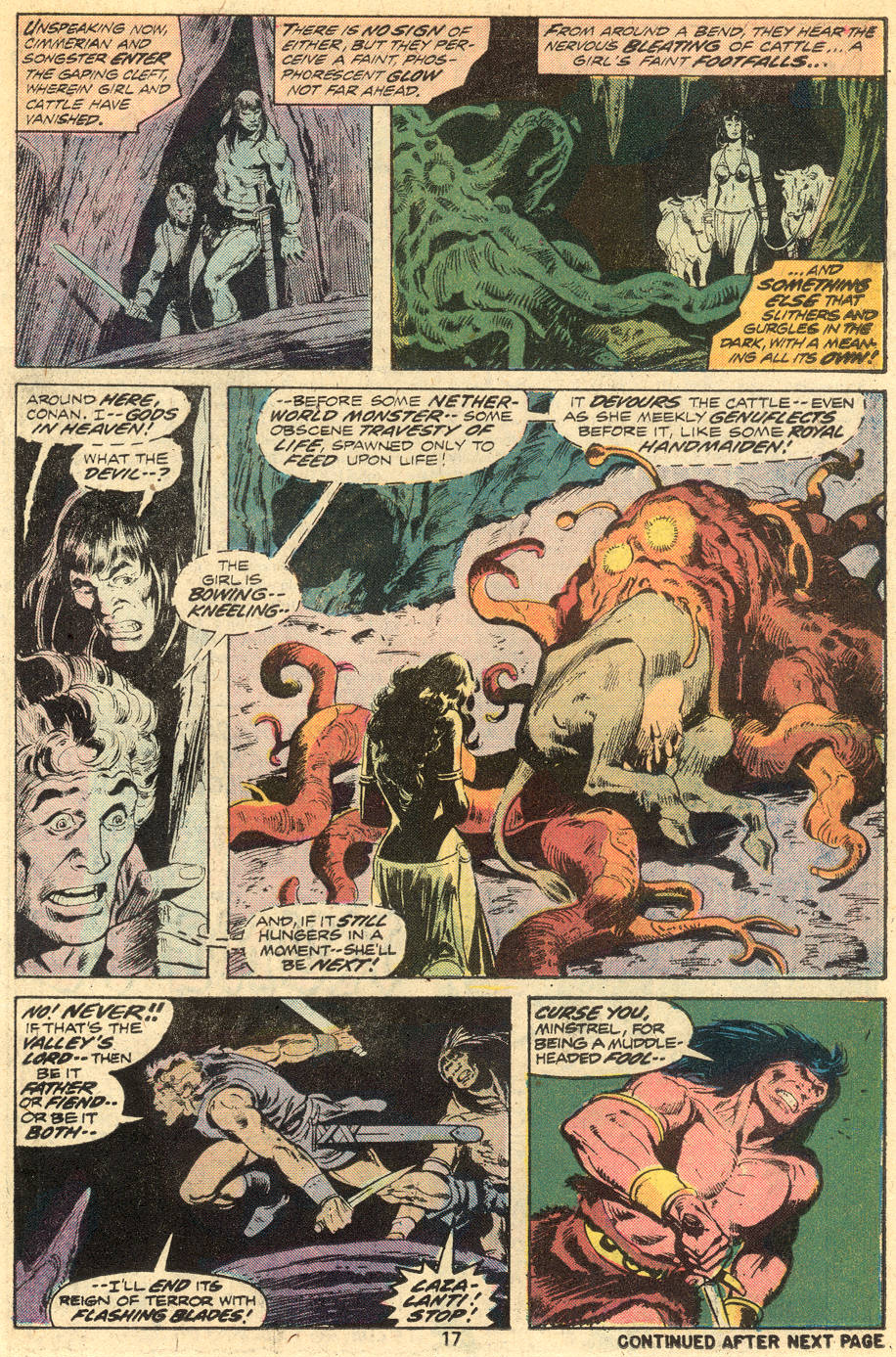 Conan the Barbarian (1970) Issue #45 #57 - English 12