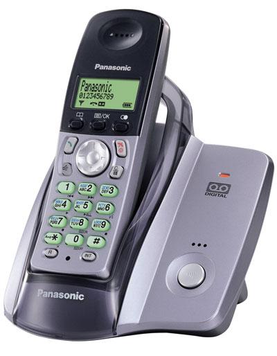 Телефон Panasonic KX-TCD225UA
