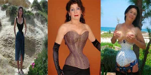 Cathie Jung wanita dengan bentuk fisik teraneh di dunia pemilik pinggang terkecil