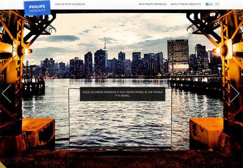 big images in web design