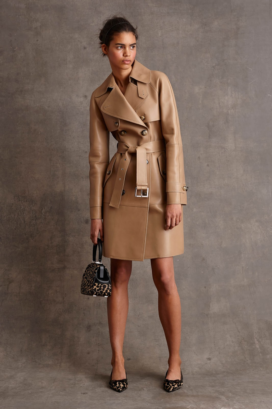 via fashioned by love | Michael Kors Pre-Fall 2015 | camel trends | 2015