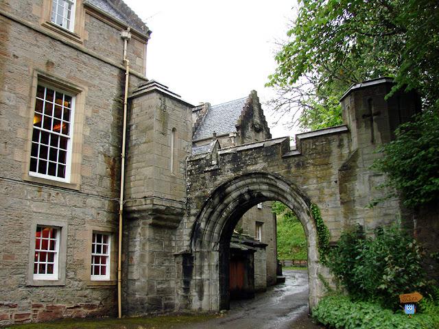 Tuloch Castle - Escocia