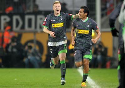 Cologne 0 - 3 Monchengladbach (2)