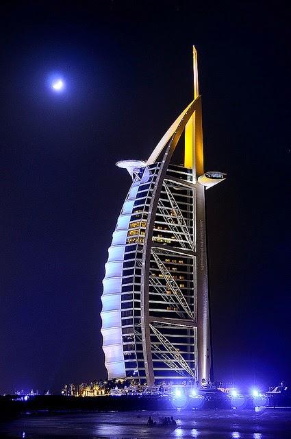 Burj al Arab http://placesfortraveling.blogspot.com/