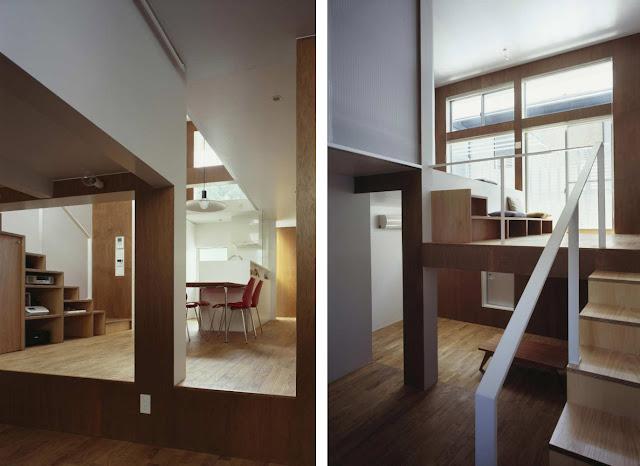 Casa de muro continuo revestimientos muebles y suelos de - Casa de revestimientos ...