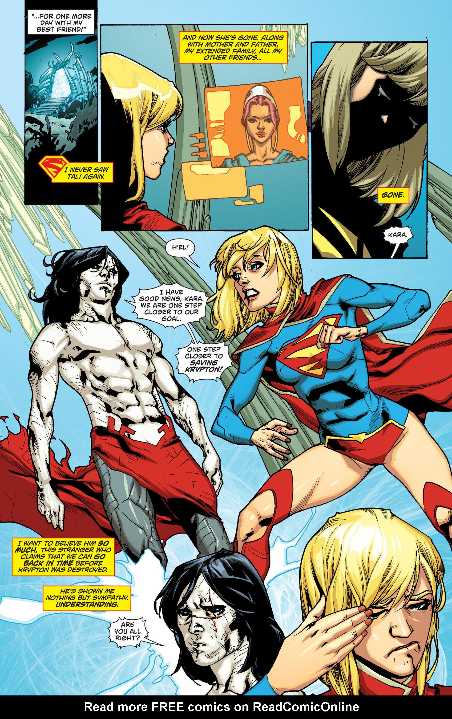 Supergirl (2011) Issue #15 #17 - English 5