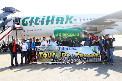 Explore n Fun Tour De Puncak Green Gowes Community 2013