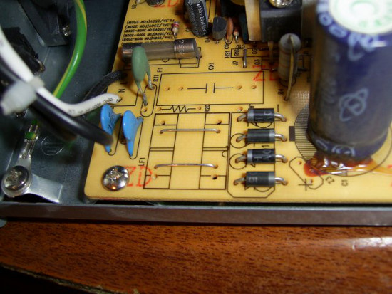 EA4EOZ, an amateur radio electronic enthusiast: The noisy PC power ...