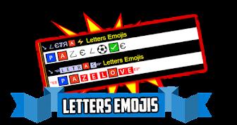 Letters Emojis
