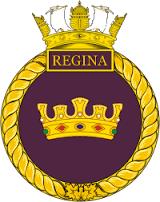 HMCS Regina 334